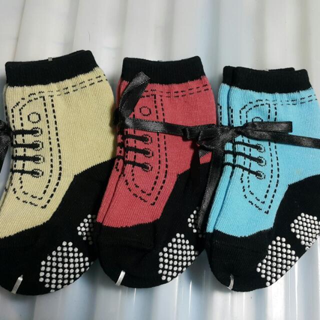 小男孩襪子(三件組)