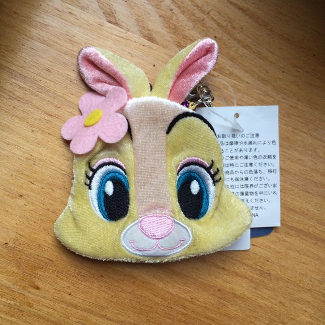 (全新)邦妮兔零錢包