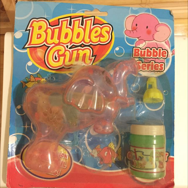 🎉小象泡泡機