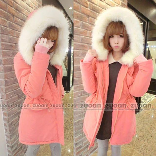 韓版厚棉外套,熱賣中