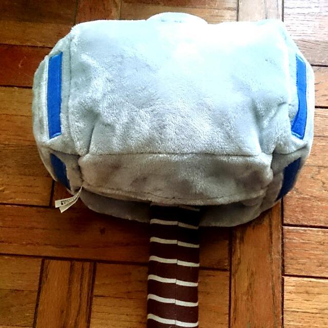 家樂福 雷神索爾 抱枕+毛毯