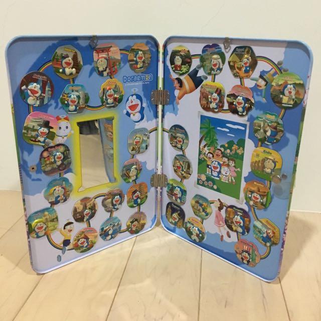 哆啦A夢 絕版7-11 集點 磁鐵 一套