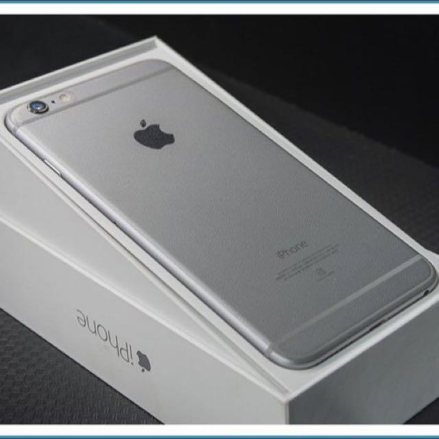 2手👋Apple iPhone 6 Plus 16G 太空灰