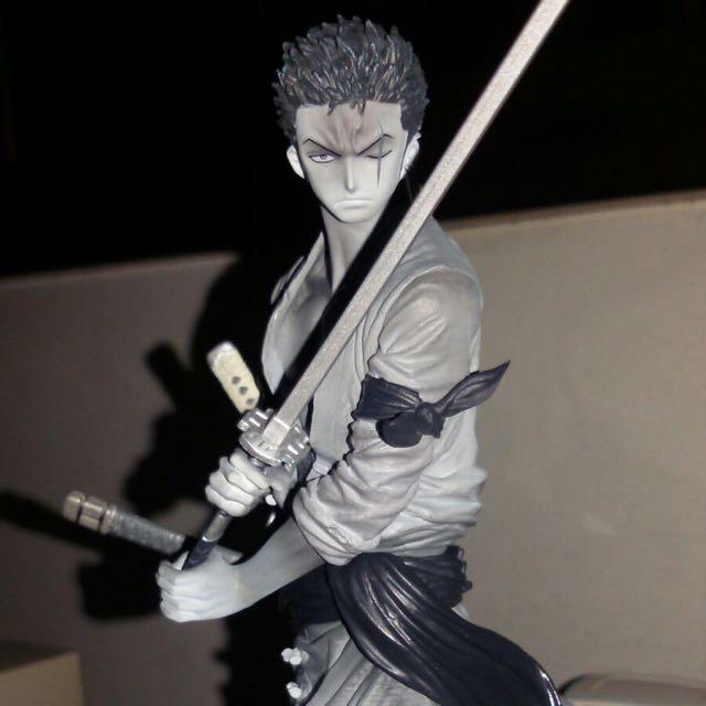 Toei Banpresto One Piece Roronoa Zoro Figure Creator Creator Special Color ver