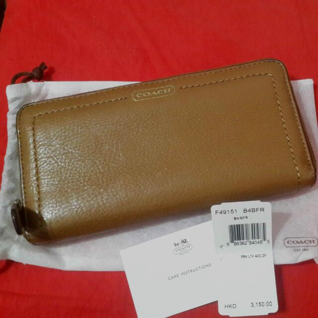 COACH 皮夾 包包 (購於香港) #運費我來出