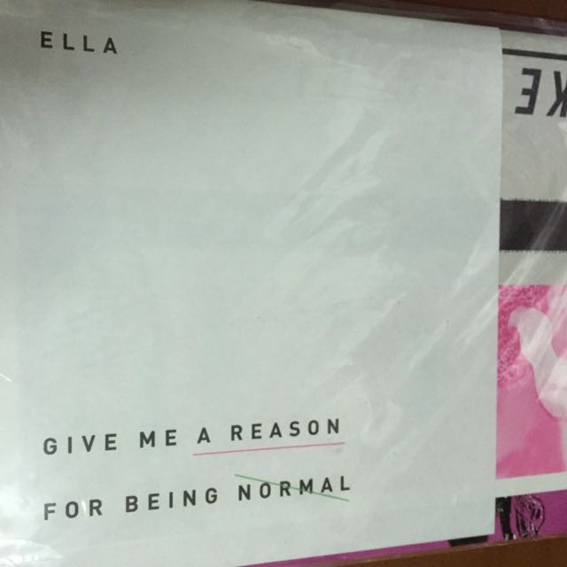 Ella-Way Not專輯