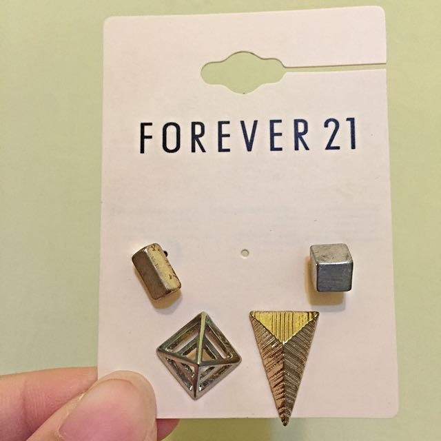 FOREVER21耳環