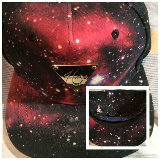 Hater銀河帽子