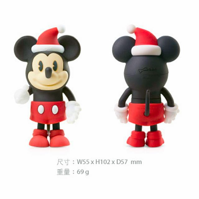 Minnie Dual Driver DIY米奇雙頭隨身碟(8G)[迪士尼] 聖誕節交換禮物