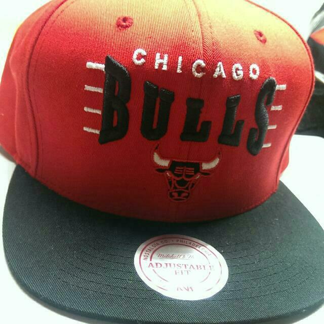 NBA芝加哥公牛 Bulls 帽子