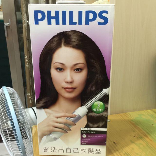 Philips整髮器 三個配件