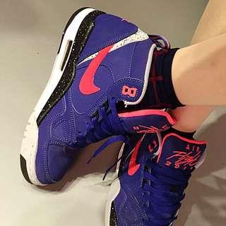 Nike Air Flight高統 藍