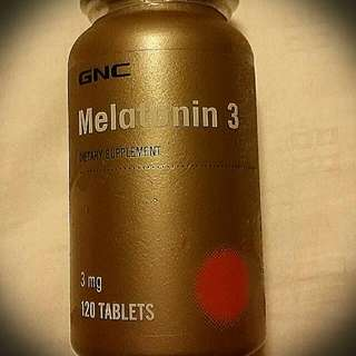 GNC Melatonin  (Sealed)