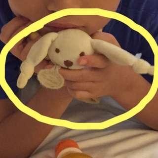 徵 法國Dou Dou 安撫兔