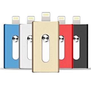 iPhone6  ipad 電腦兩用雙插頭閃存32G擴容高速u盤