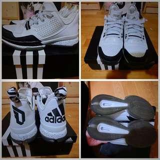 降價賣~Adidas D LILLARD J 籃球鞋 男女皆可 (已驗)