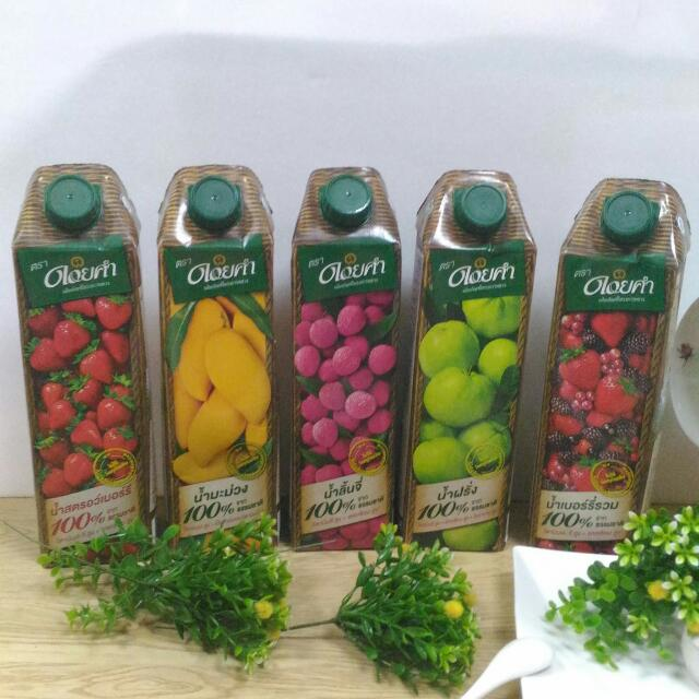 鮮果汁1000ml(芭樂.荔枝.草莓.綜合莓果.芒果)