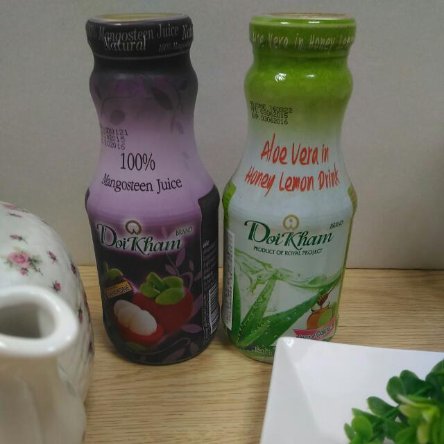 100%純果汁-山竹250ml