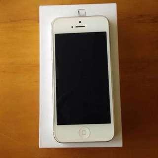 符合電源鍵召回❤️全機包膜 iPhone 5