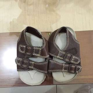 Prewalker Shoes Original Mothercare Baby Boy Sz 1
