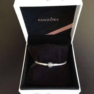 PANDORA 潘朵拉 手環17cm 全新