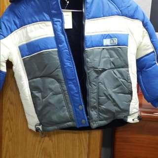 全新7號保暖小男童外套
