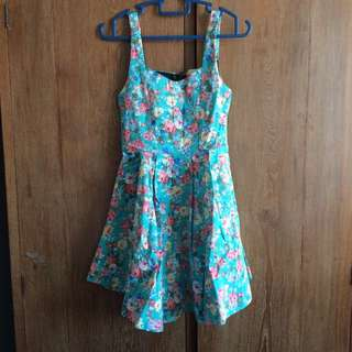 Brand New Floral Dress Size S