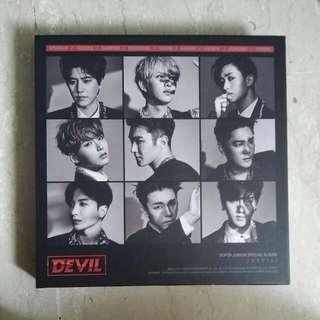 SJ Devil Album