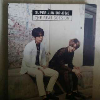 D&E The beat goes on
