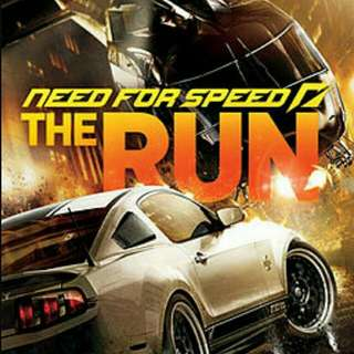 Need For Speed The Run For Xbox 360