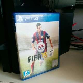 PlayStation 4 Fifa 15