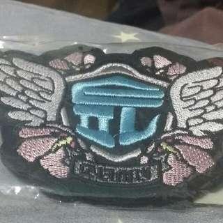 Tiffany badge Snsd