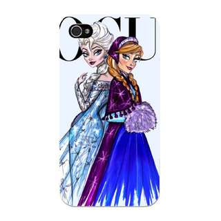 Frozen Vogue Phone Case