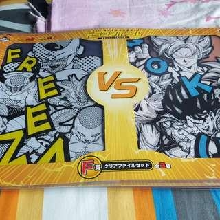 Dragonball Iciban Kuji Prize F