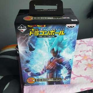 Dragonball Iciban Kuji Prize S