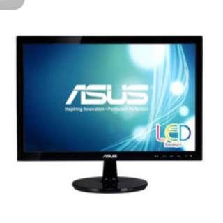 ASUS VS197DE 19吋 液晶顯示器(全新)免運