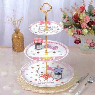 [PO] Hello Kitty Cupcake Stand