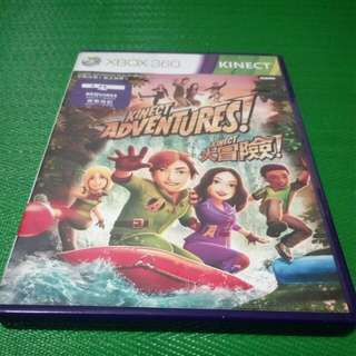 Kinect Adventures! For Xbox 360