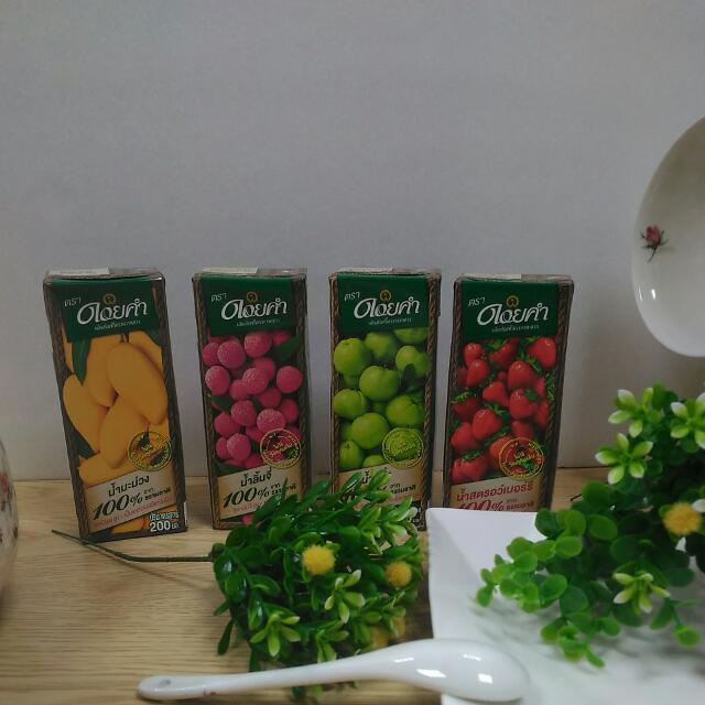 鮮果汁200ML (芭樂.荔枝.草莓.芒果)