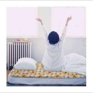 全新 太陽牌 定時恆溫省電 雙人 電毯 (可水洗)