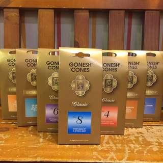 Gonesh cones塔香(25入),八號丶四號丶海洋⋯