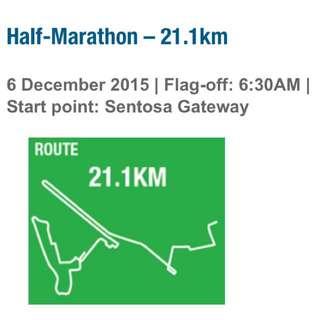 Standard Chartered Half Marathon MALE