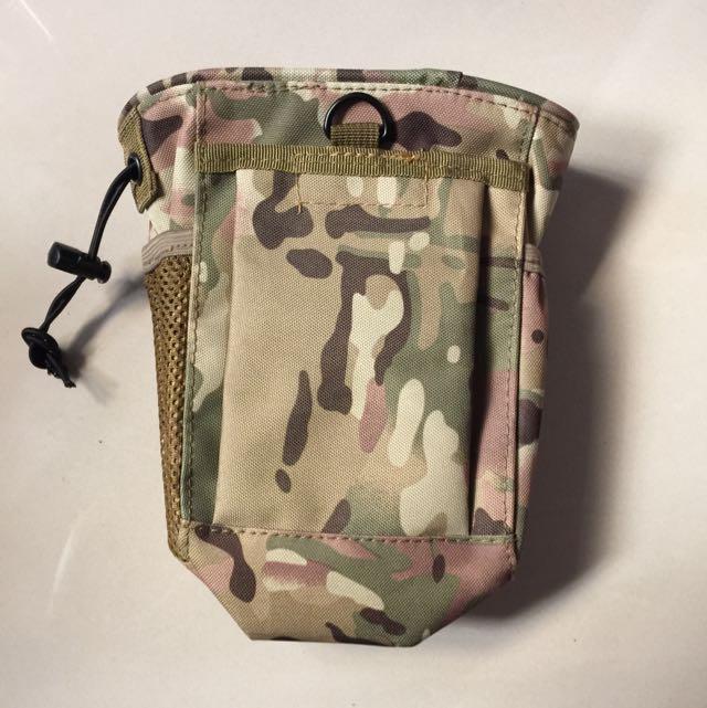 彈匣回收袋長約22寬約15