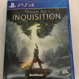 Age Of Inquisition For PS4