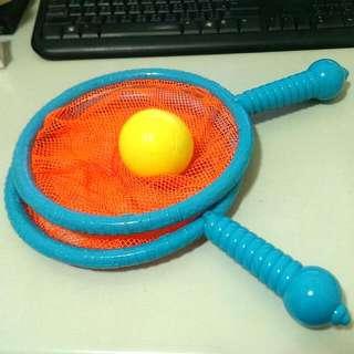 麥當勞 幼兒接球玩具組