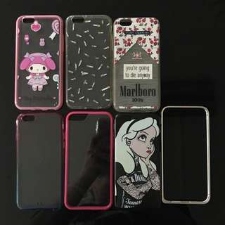 INSTOCKS: iPhone 6/6s covers
