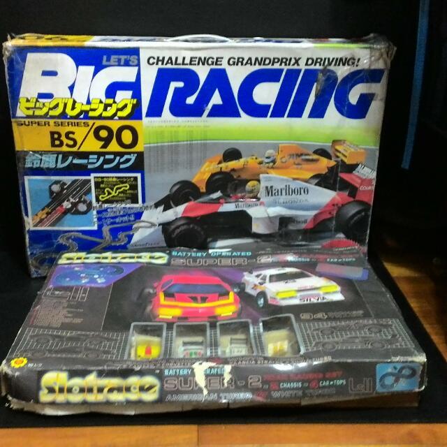 電動軌道車 F1賽車 超跑 競賽