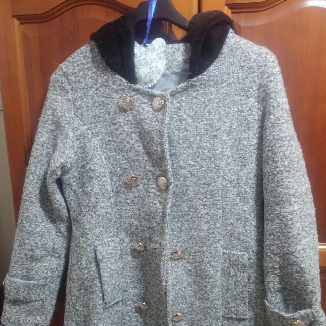 氣質冬天大衣