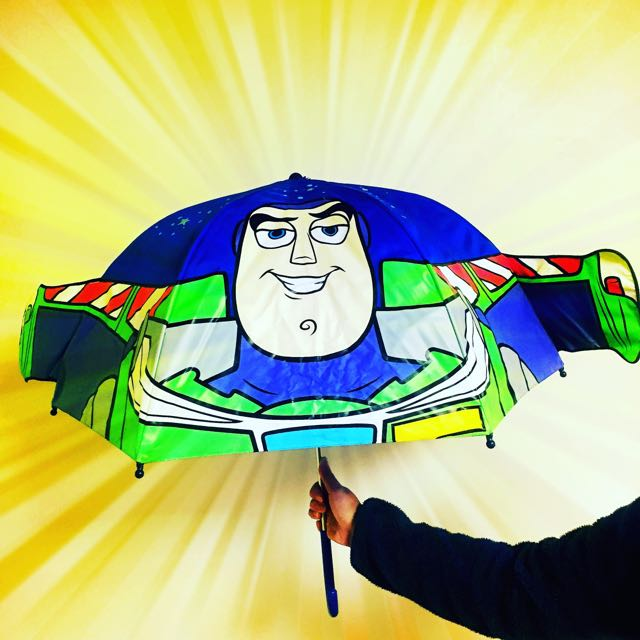 日本迪士尼 巴斯雨傘