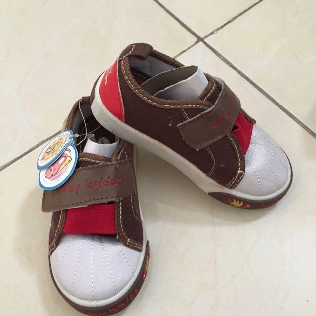 Baby Bubble Shoes Sz 21